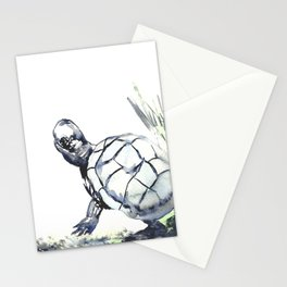 Slow and Steady Stationery Cards