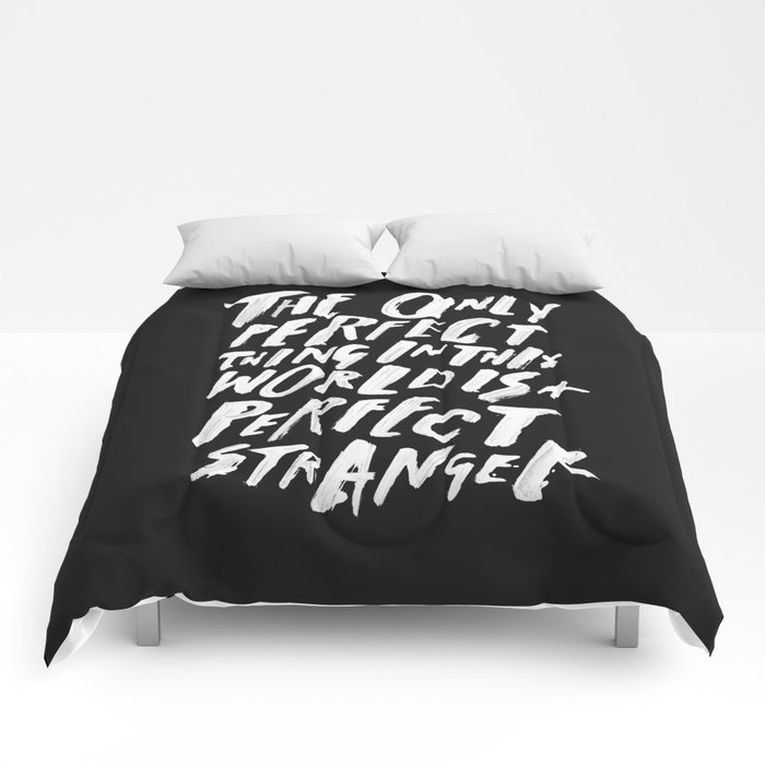 THE PERFECT THING Comforters