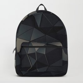 Polygon Noir Backpack