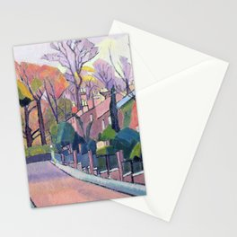 Spencer Gore - Cambrian Road, Richmond - Digital Remastered Edition Stationery Cards