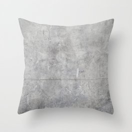 Industrial Stone Texture Surface 43 Throw Pillow