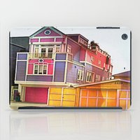 barbie iPad Cases featuring Barbie House by Kim Ramage
