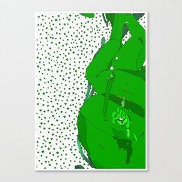 AKUE PRINTS /SEREDINA/VOL1 Canvas Print