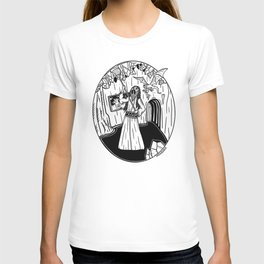 Cleaning Crystals  T-shirt