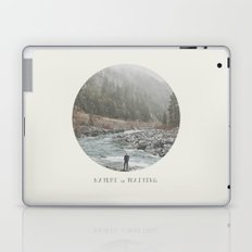 nature is waiting Laptop & iPad Skin