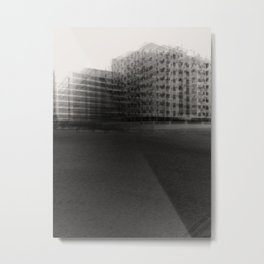 Growth. 130_7 Metal Print