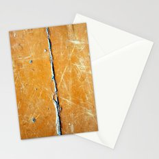 yellow wood Stationery Cards
