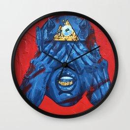 you belong to the villains Wall Clock