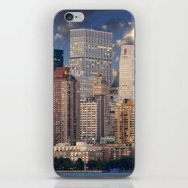 New York Manhattan iPhone Skin