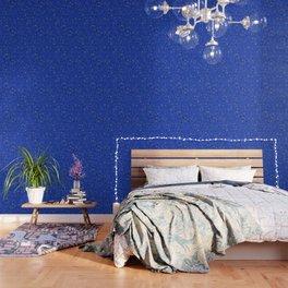 Granite (blue) Wallpaper