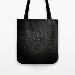 Inner Space 7 Tote Bag