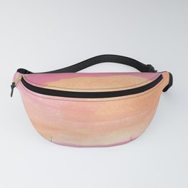 Sunset at the Ocean Fanny Pack