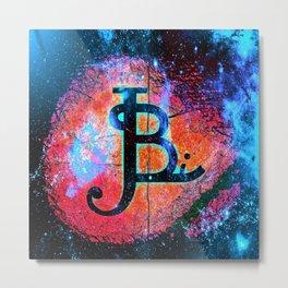 JBI - 61 Metal Print