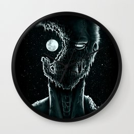 Eye of the Living Dead Wall Clock