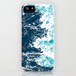 Wave Type Pattern iPhone Case