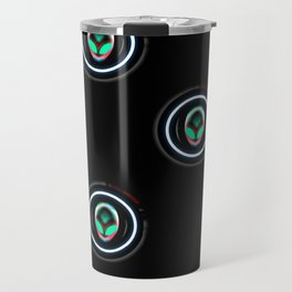 Extraterrestrial contacts Travel Mug