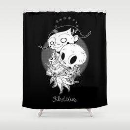 Octopus lover Shower Curtain