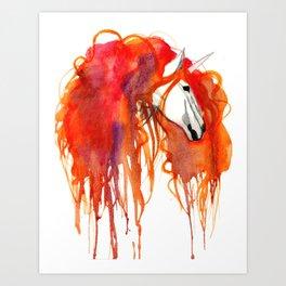 Nessa Art Print