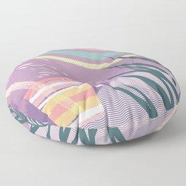 Summer Pastels Floor Pillow