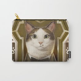 The Great Catsby Carry-All Pouch