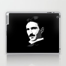 Nikola Tesla Laptop & iPad Skin