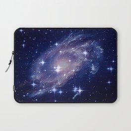 Galaxy deep in space. Laptop Sleeve