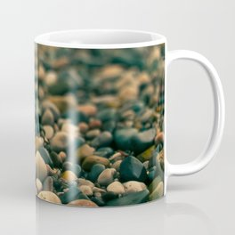 Stones on the beach Coffee Mug