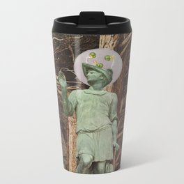 137. Metal Travel Mug
