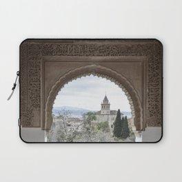 Window to Granada Laptop Sleeve