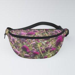 Flower Puffs Fanny Pack