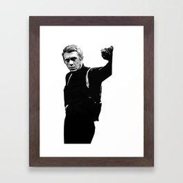 The Eternal Mcqueen Framed Art Print