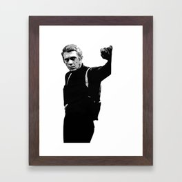 The Eternal Mcqueen Framed Art Print