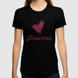Limoilou - pink T-shirt