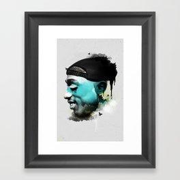 Young Bishop Framed Art Print