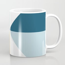 Modern Geometric 18/3 Coffee Mug