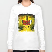 kill bill Long Sleeve T-shirts featuring kill bill by MAKE ME SOME ART