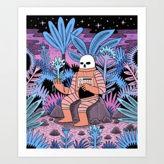 The Second Cycle Art Print