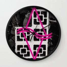 Jalousie  Wall Clock