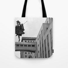 Side Streets and Sweethearts Tote Bag