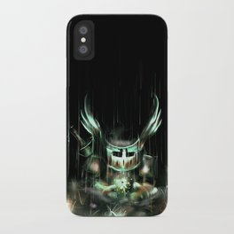 The Stray Knight iPhone Case