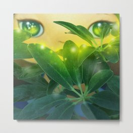 DREAM GARDEN Metal Print