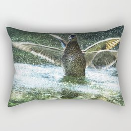 Shimmer and Shake Rectangular Pillow