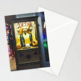 Mighty Zoltar Speaks Stationery Cards