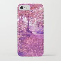 wander iPhone & iPod Cases featuring wander by Luiza Lazar