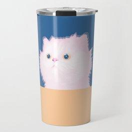 Lovely Cat Travel Mug