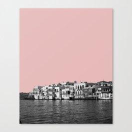Mikri Venetia Canvas Print