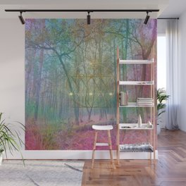 Magic of the Woods Wall Mural