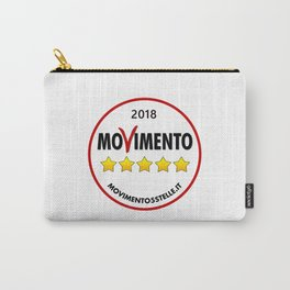 2018 Five Star Movement's Loo Carry-All Pouch