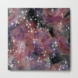 Nebula Cosmic Space Print Metal Print