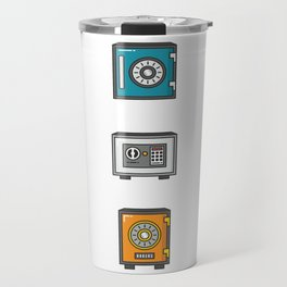 Money Safe Box Travel Mug